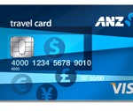 anz Travel Money Cards