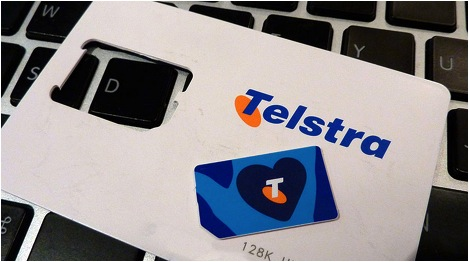 Telstra Prepaid Travel Sim Card