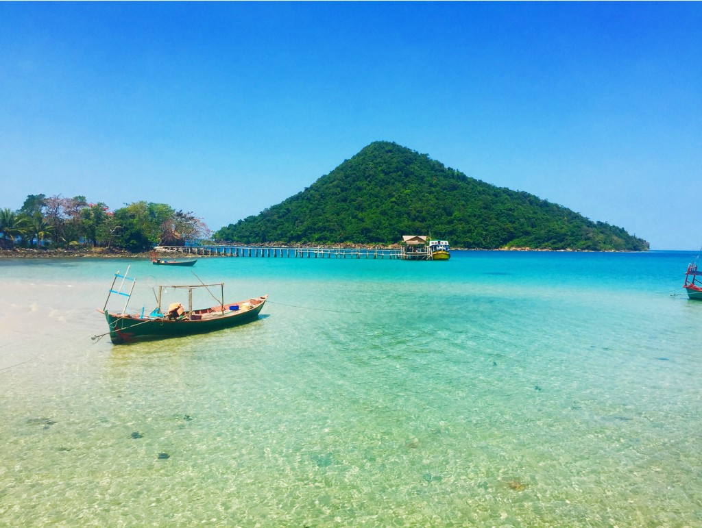 Best Beaches In Asia without the Crowds, Koh Rong, Cambodia