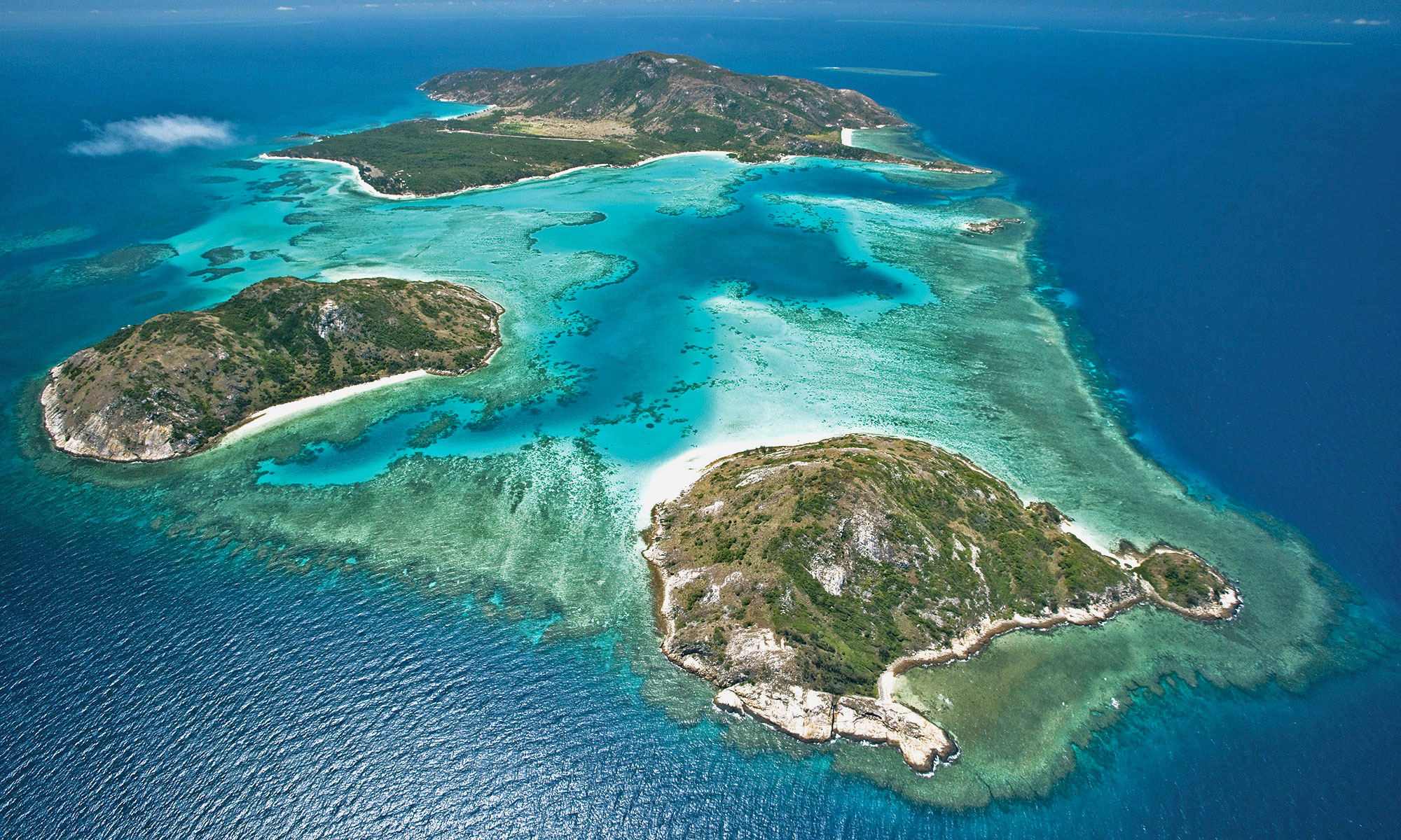 must see Australian beaches lizard island