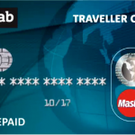 nab traveler Travel Money Card