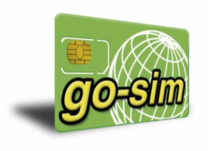 GoSim Mobile Phone Options for Travelling Abroad