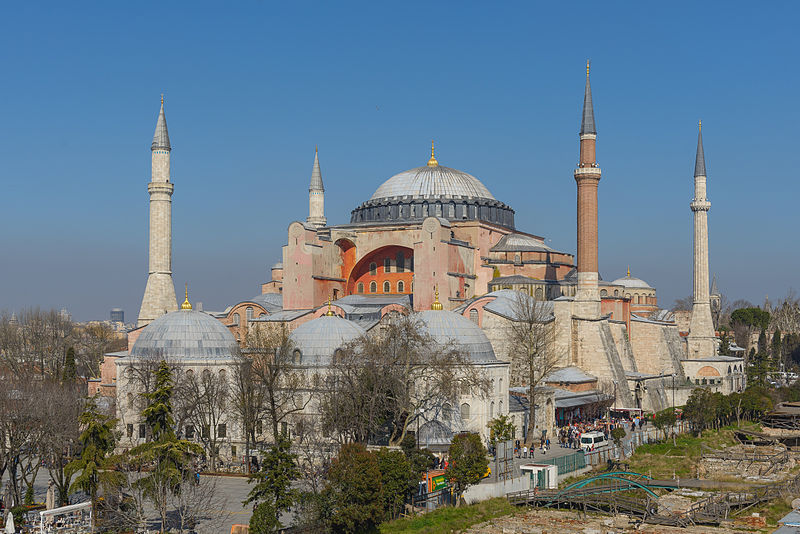 Hagia Sophia, Instanbul Turkey