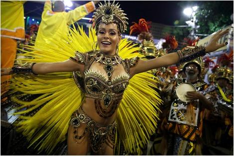 Carnivale. Brazil, South America