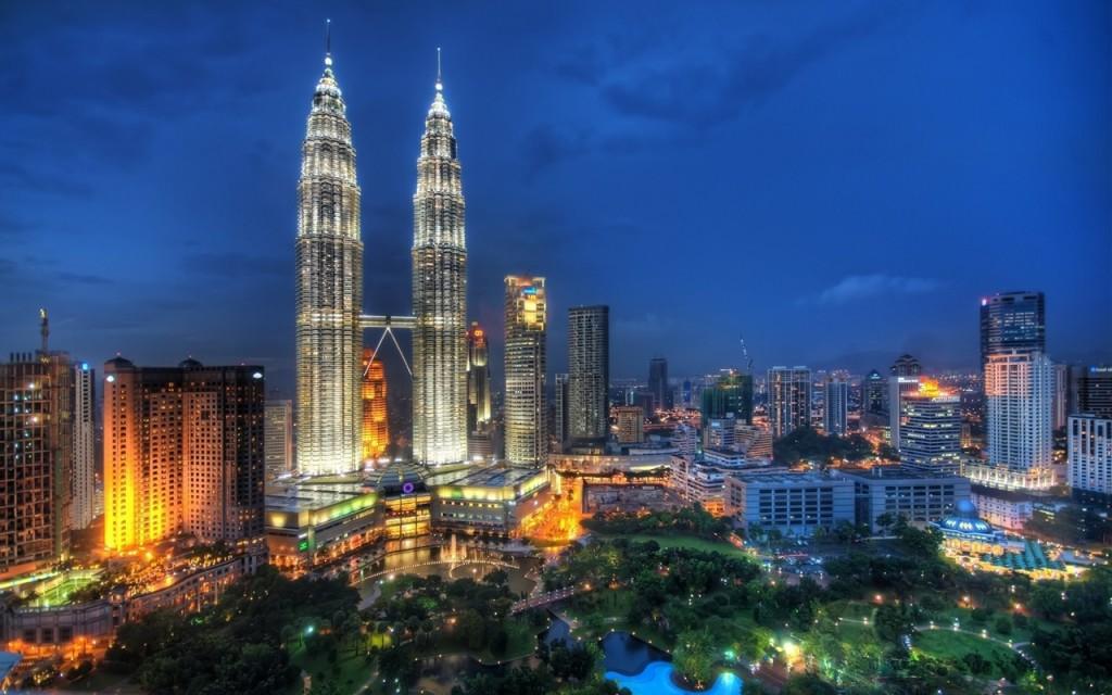 Petronas Kuala Lumpur stopover