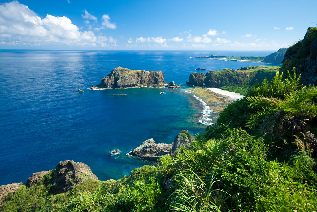 Best Beaches In Asia without the Crowds, Green Island, Taiwan