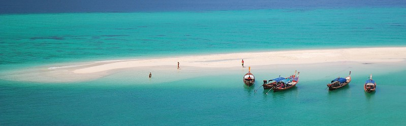 asian beach holiday, Koh Lipe, Thailand
