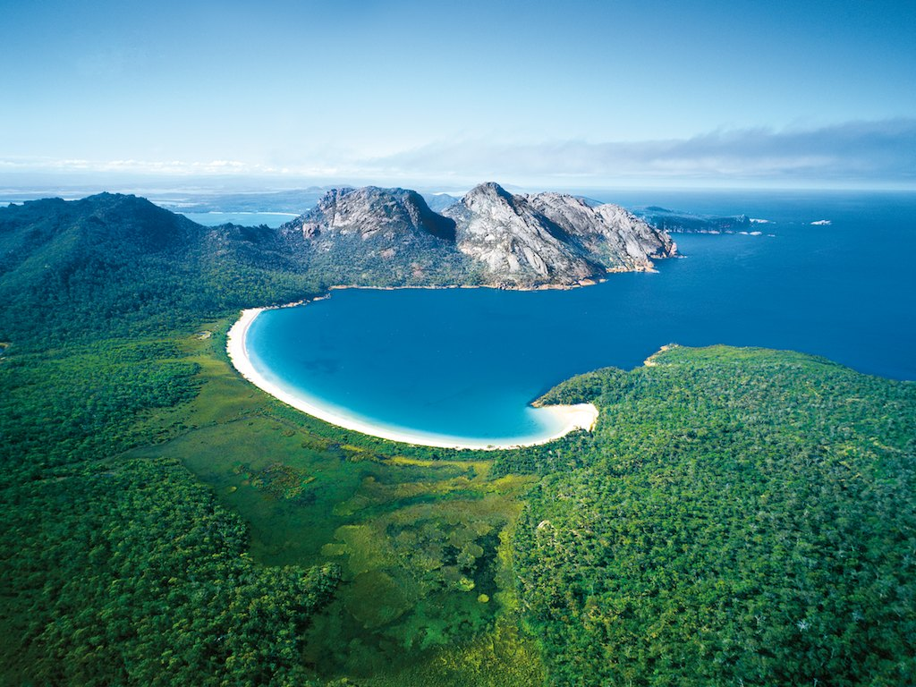 Wineglass bay, must see Australian beaches